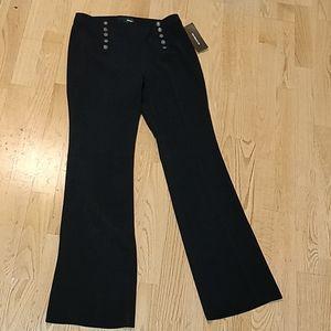NWT Forever 21 black pants Medium